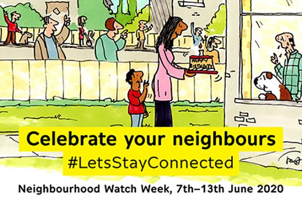 Celebrate your neighbours