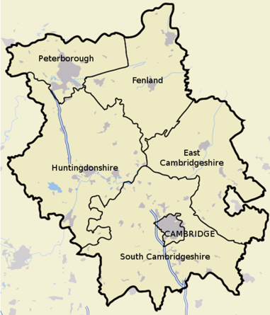 Cambs Districts